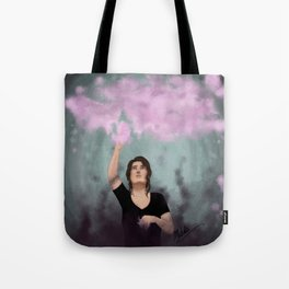 Dark Clouds Tote Bag