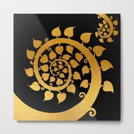 Bodhi Tree0609 Metal Print