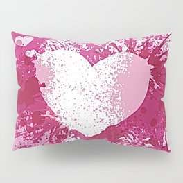 My Heart Is Beating For You Pillow Sham