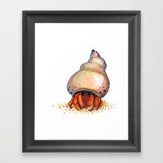Hermit's Hermit Framed Art Print