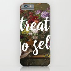 treat yo self Slim Case iPhone 6s