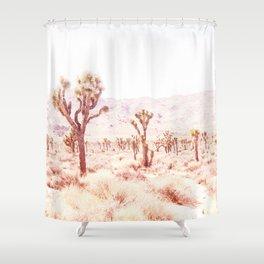 Southwest Cactus Shower Curtain