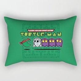 Hero in a Pac-Shell (Raph) Rectangular Pillow