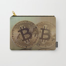 Bitcoin 13 Carry-All Pouch