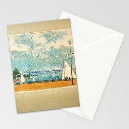 Nostalgie la suisse orientale zurich Stationery Cards