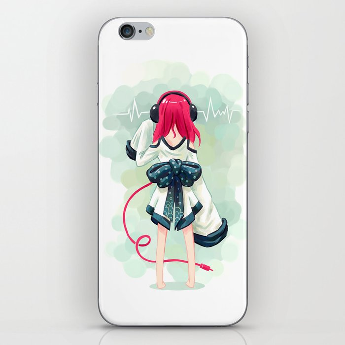 Rhythm iPhone Skin