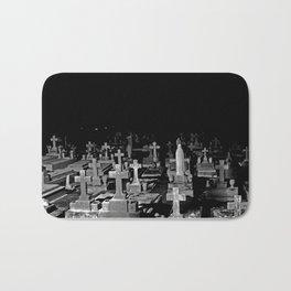 Cementerio Bath Mat