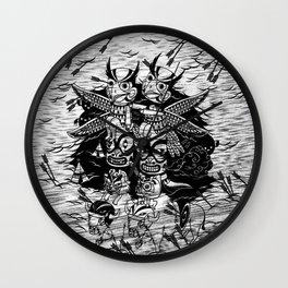 The Myth of Totummy Wall Clock