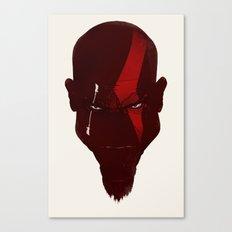 God Of War - Puny Gods! Canvas Print
