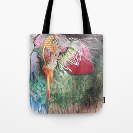 Plight of the Honey Bee Tote Bag