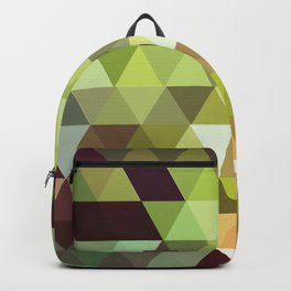 Modern Pattern No. 14 Backpack