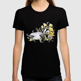 Happy Badger T-shirt