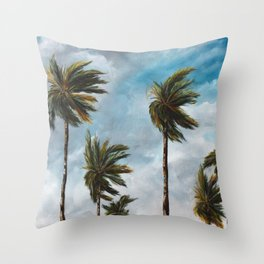 Air- (Elements collection) Throw Pillow