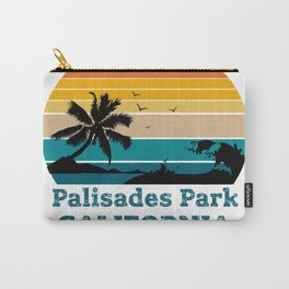 Palisades Park CALIFORNIA Carry-All Pouch