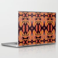 kilim Laptop & iPad Skins featuring Azra Kilim by Nina May Designs