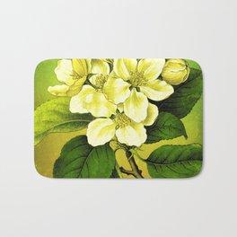 Apple Branch Bath Mat
