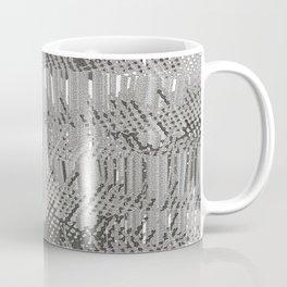Gray abstract background Coffee Mug