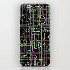 Electro Music iPhone Skin