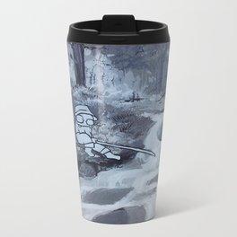 Peaceful Perseverance Metal Travel Mug