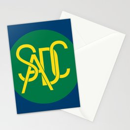 Flag of the Southern African Development Community Stationery Cards