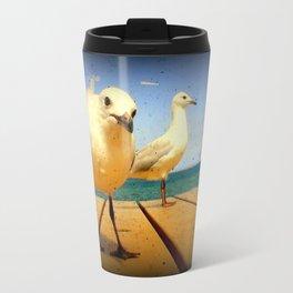 Seagulls - number 4 from set of 4 Travel Mug