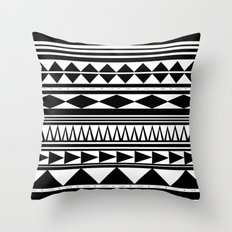 Tribal #5 Throw Pillow