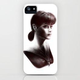 Blade Runner Poster iPhone Case