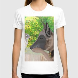 SEEING EYE TO EYE T-shirt