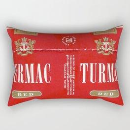 Turmac - Vintage Cigarette Rectangular Pillow