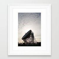 science Framed Art Prints featuring SCIENCE by PTO prints