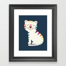 Beautiful Gene Framed Art Print