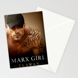 Marx Girl Stationery Cards