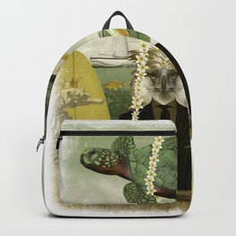 Surf trippin Backpack
