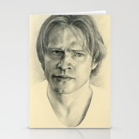 sam winchester Stationery Cards featuring Sam Winchester by Jacob Tyler