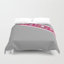 The Band-Aid Duvet Cover