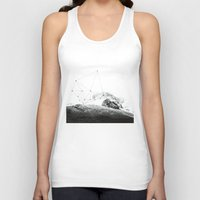 fly Tank Tops featuring Fly, Fly, Away by fly fly away