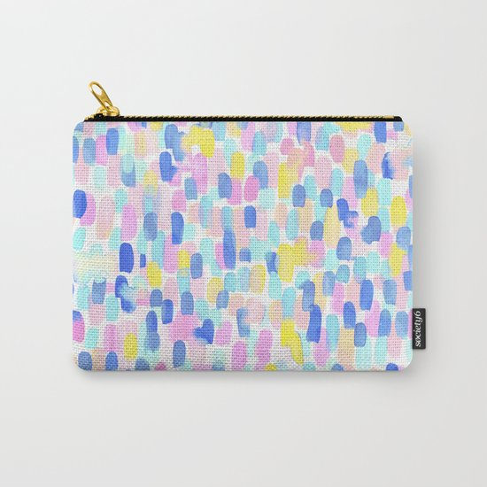 Delight Pastel Carry-All Pouch