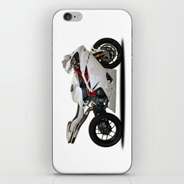 MV agusta RR F4 iPhone Skin