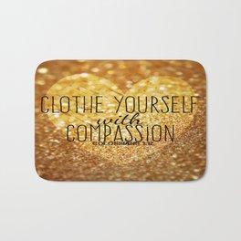 Compassion Bath Mat