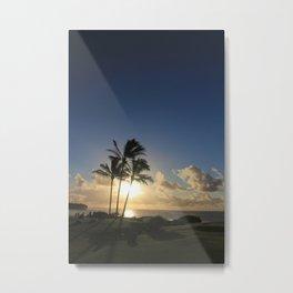 Stellar Sunrise Metal Print