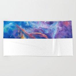 Rosette Nebula Beach Towel