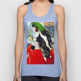 Marc Chagall The Birthday Unisex Tank Top