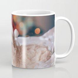 Santa Dog (Color) Coffee Mug