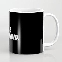 MUFC duo_ VIDIC & FERDINAND Coffee Mug