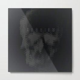 Requiem - Metal Print