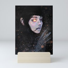The Mystery of Unbeing Mini Art Print