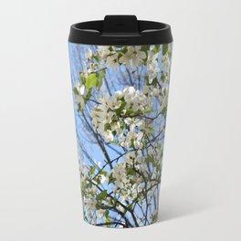 Crabapple Flowers 03 Travel Mug