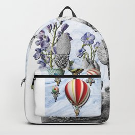 THE VISITORS Backpack