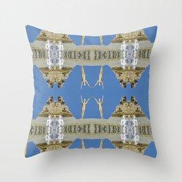 Salvador Dali Tribute  Throw Pillow