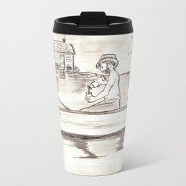Gone Fishin' 2 Travel Mug